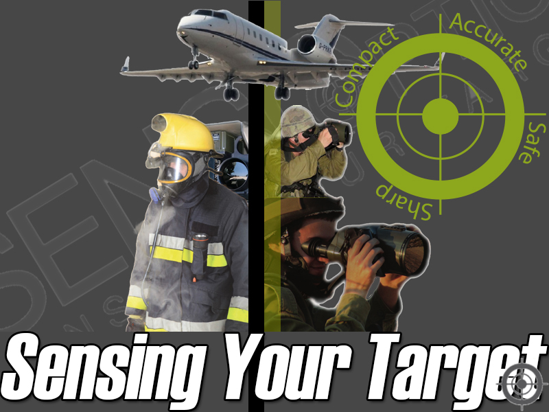 SENSO OPTICS: SENSING YOUR TARGET